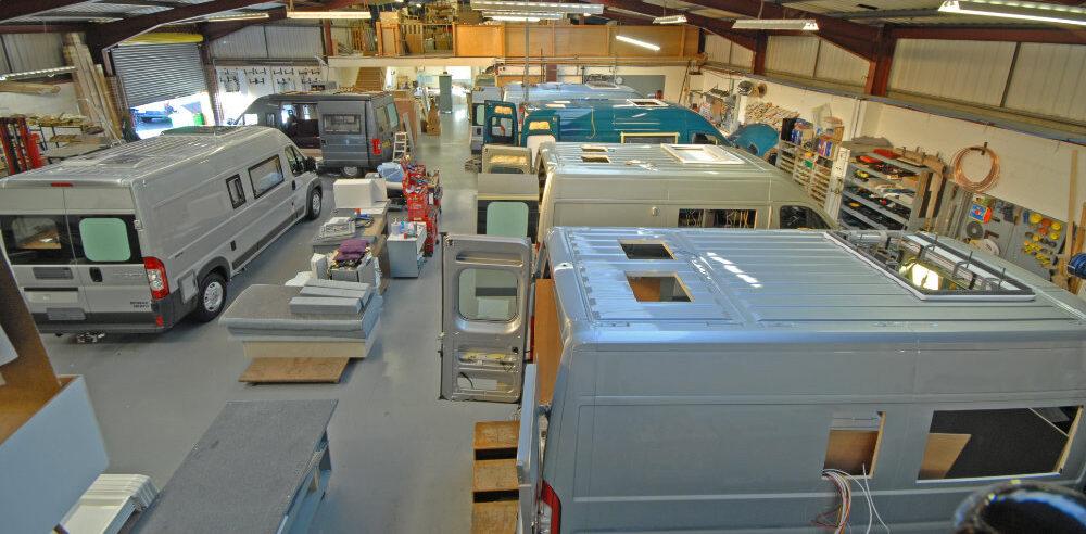 Murvi factory Devon.